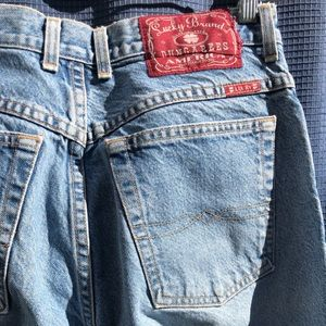 Lucky brand Dungarees vintage jeans